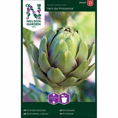 Artiskok, Vert de Provence