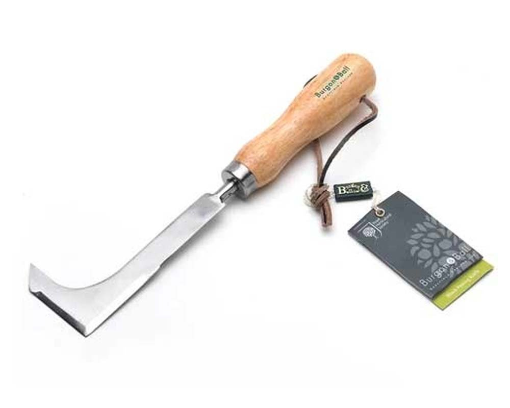 Burgon & Ball, Block Paving Knife - Kort fliserenser