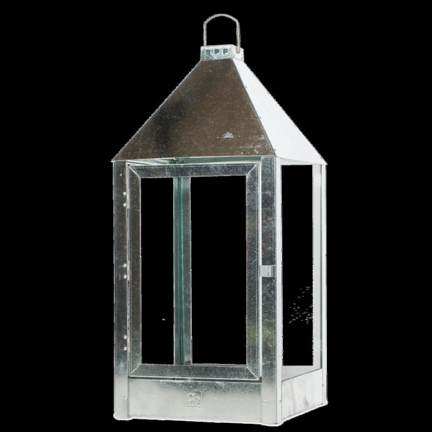 A2Living - Lanterne, Mega - Galv. H70cm